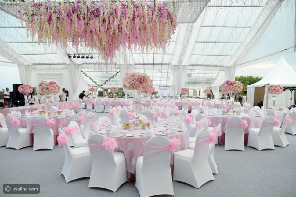 كيفية تنظيم أجمل حفل زفاف