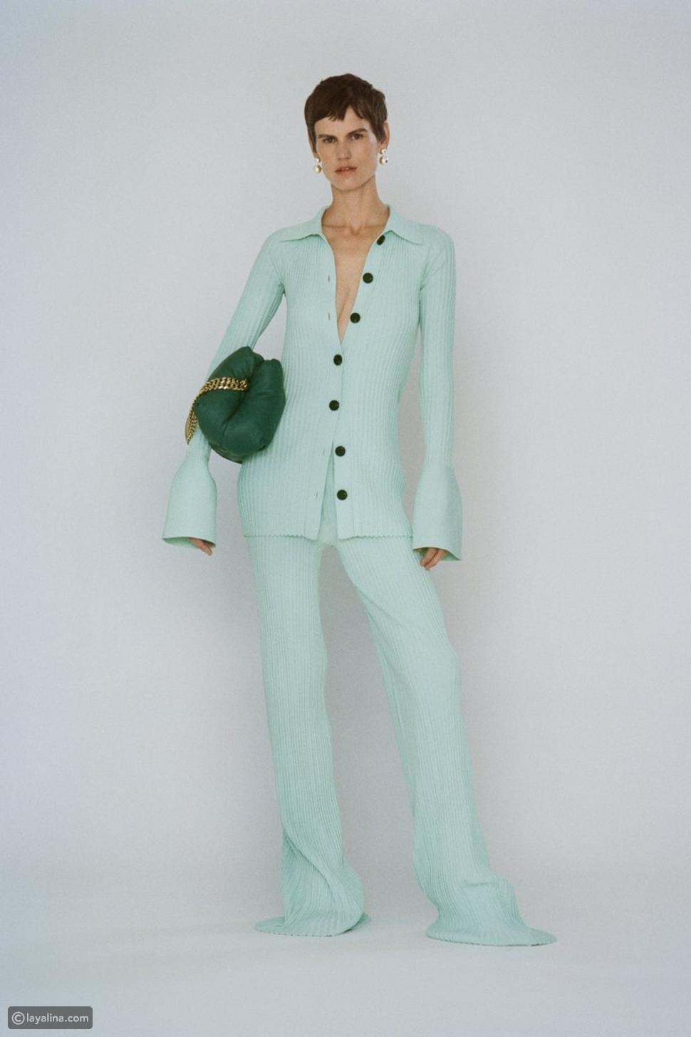 ملابسLoungewear بألوان مبهجة