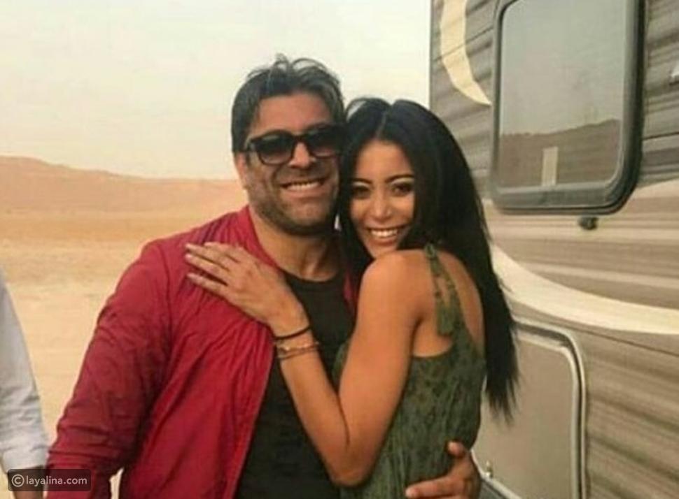 وائل كفوري مع فتاة رامز جلال
