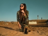 ابنة شيرين عبد الوهاب تخطف الأنظار في أول أغنية لها