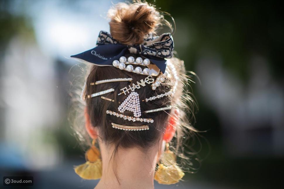 دبابيس الشعر hair Pins