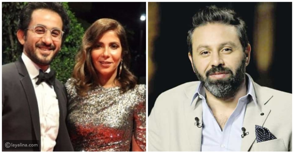 أحمد حلمي يسرد قصة غيرته على منى زكي من حازم إمام