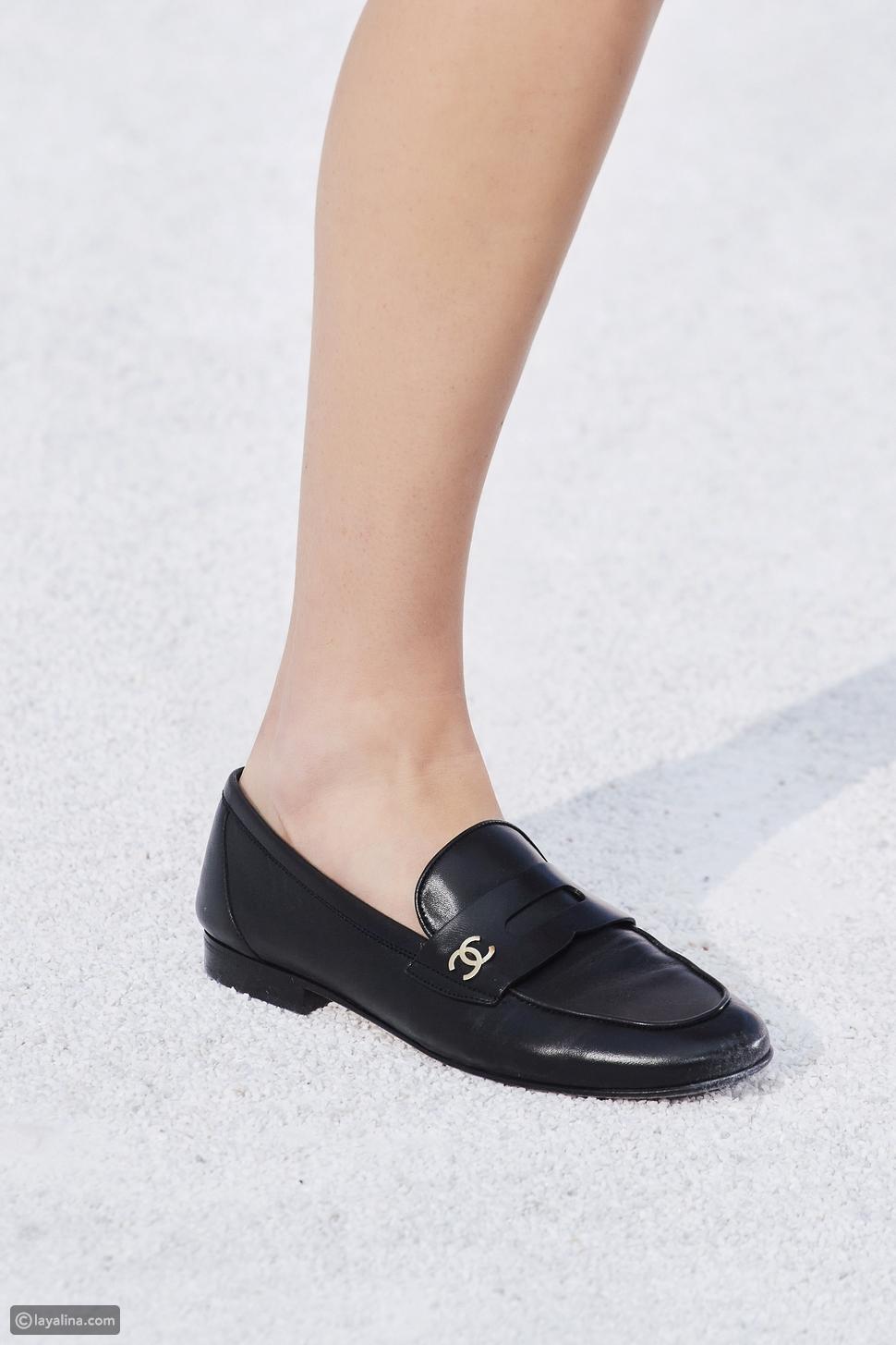 حذاء لوفر من شانيل Chanel