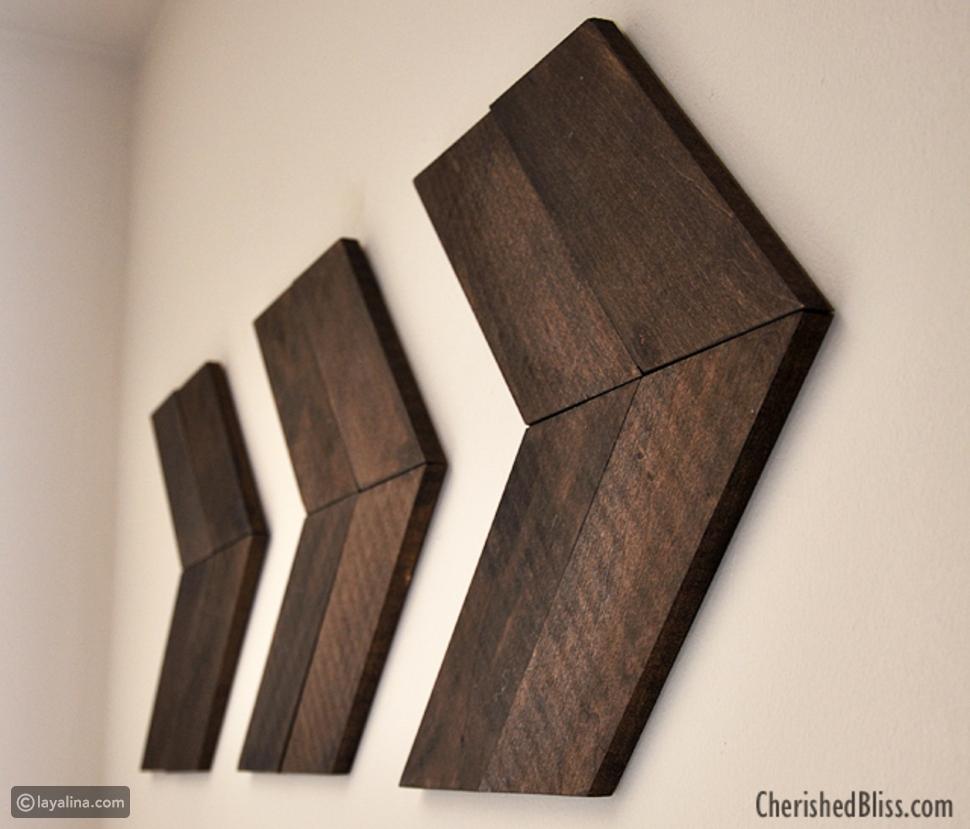الاكسسوارات الخشبية