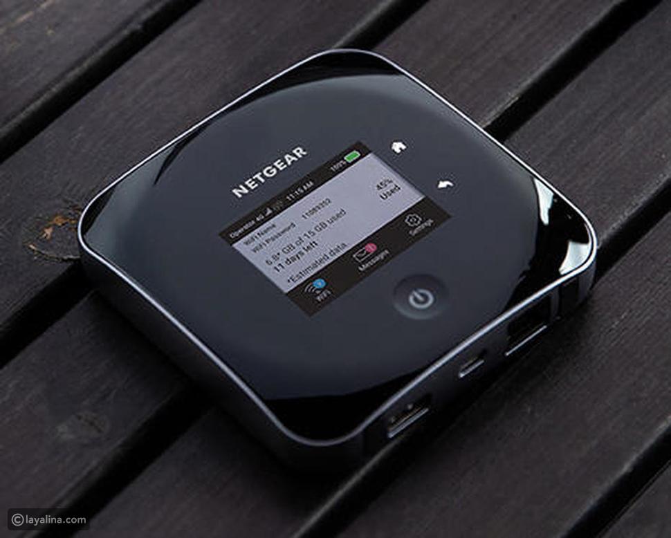 جهاز الواي فايNetgear Nighthawk M5