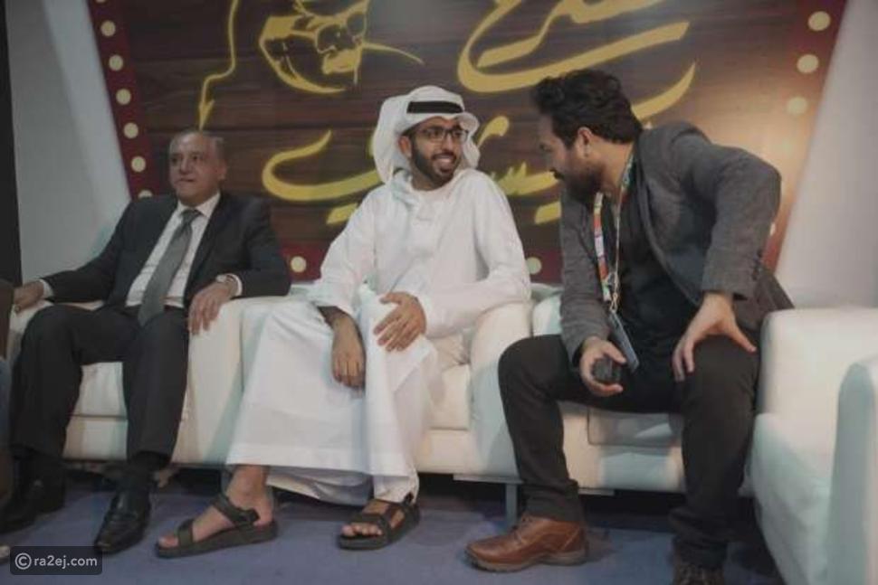 """نجوم """"الملك لير"""" يتألقون في الرياض وعباءة هبة مجدي تخطف الأنظار"""
