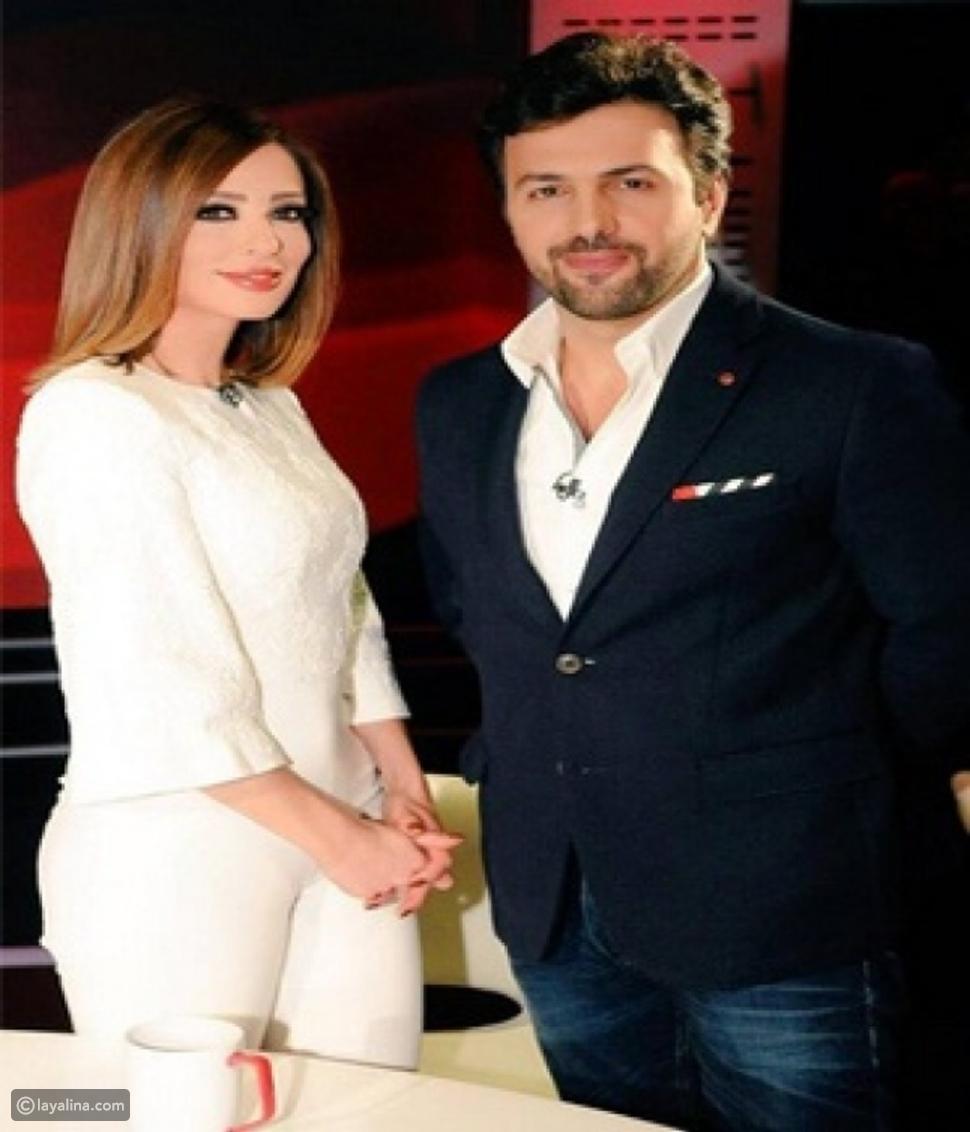 تيم حسن ووفاء الكيلاني ينتظران مولودهما الأول