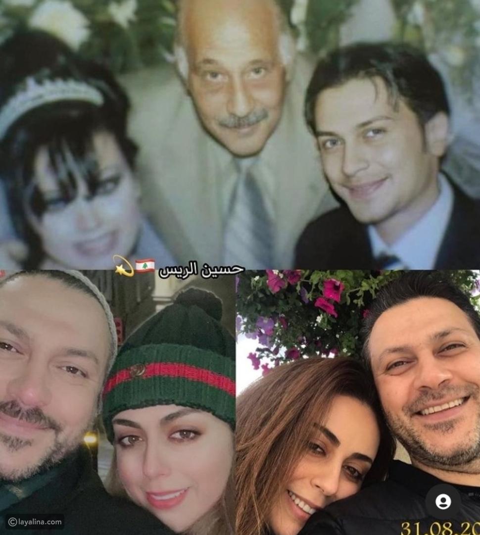 صورة نادرة من زفاف وائل شرف تتصدر حديث الجمهور ووالده يفاجئ المتابعين