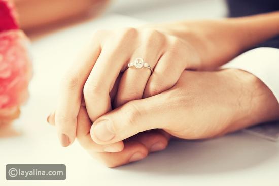 تفسير حلم الخطوبة للعزباء والمتزوجة