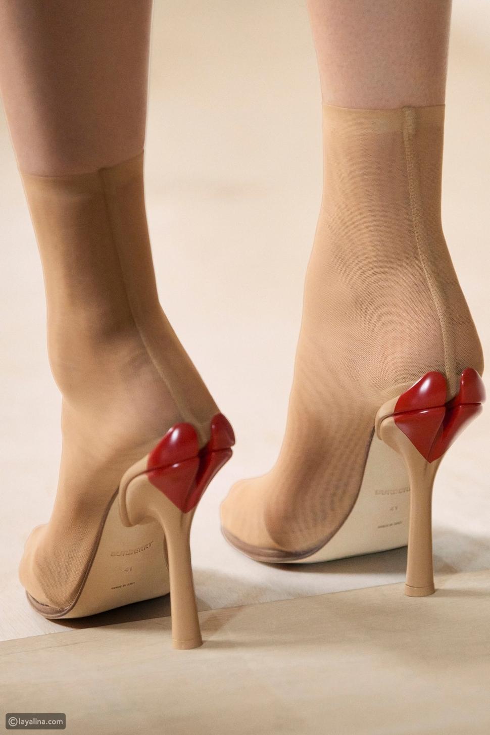 أحذية الجوارب