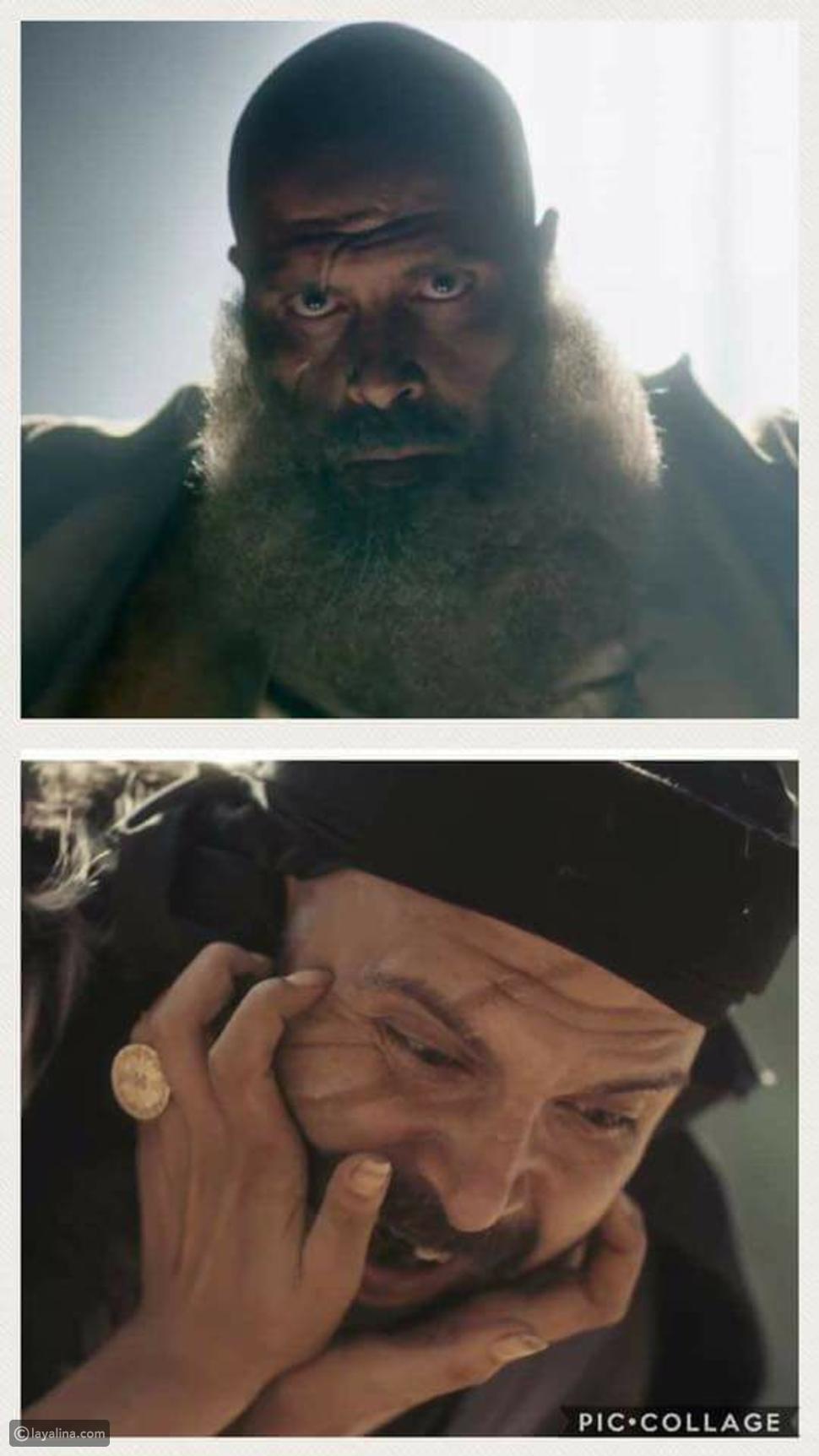 الخاتم الذي ارتدته والدة يوسف الشريف في المسلسل