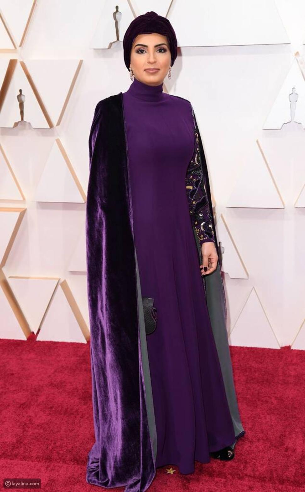 بالحجاب: هذه النجمة تلفت الأنظار خلال حفل الأوسكار 2020