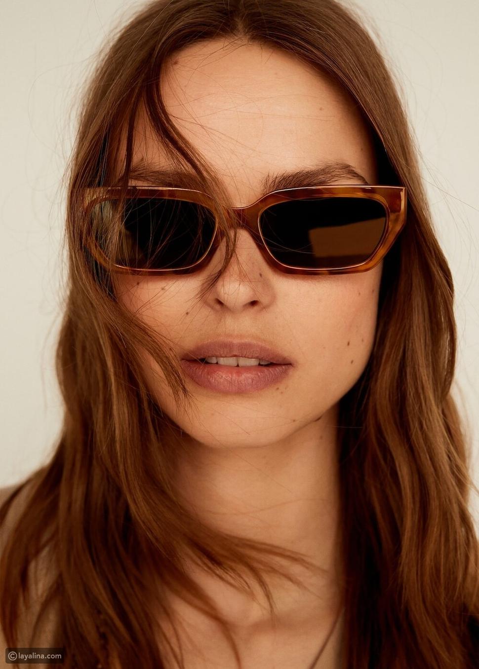 استعدي لعام 2021 بأبرز صيحات النظارات الشمسية