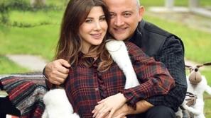 شاهدوا كيف غازلت نانسي عجرم زوجها فادي الهاشم بكلمات رومانسية ناعمة