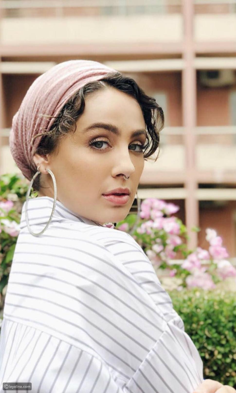 بعد خلع الحجاب مدونة الموضة آسيا عاكف بإطلالة جريئة مع زوجها