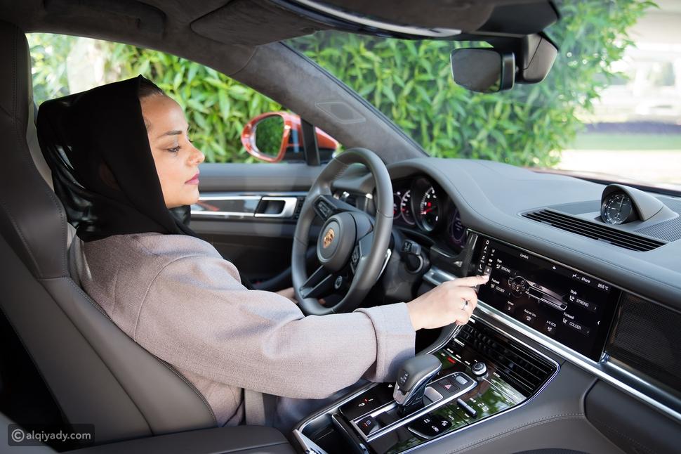 لقاء خاص: نايلة الخاجة وبورشه Porsche نحو تمكين أكبر للمرأة الخليجية