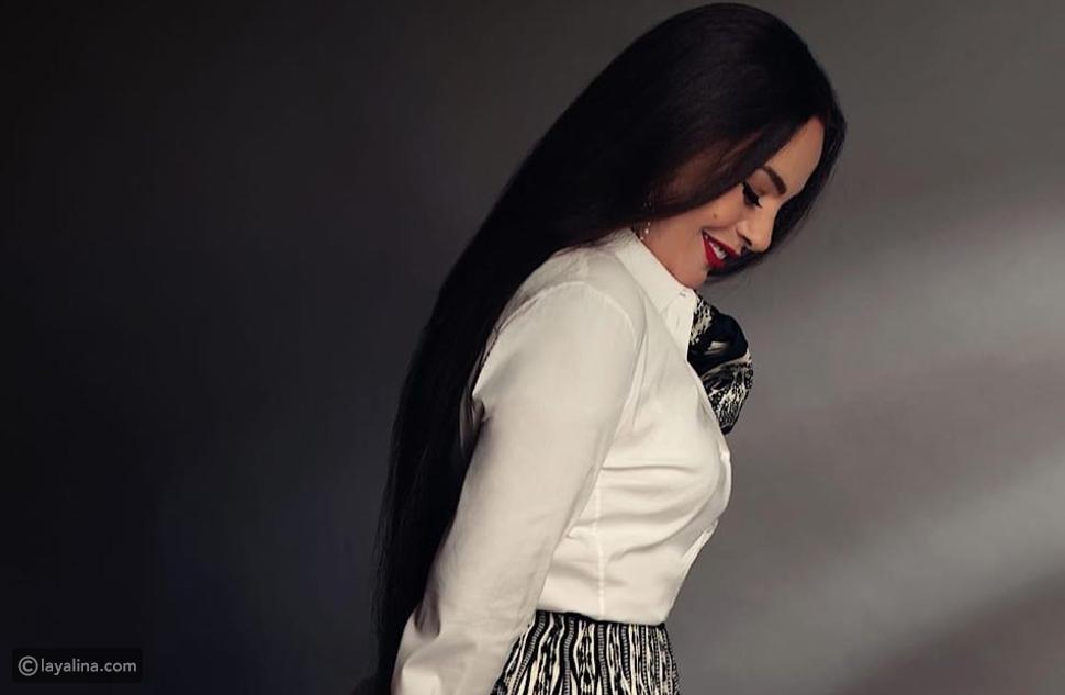 شريهان تتحدث عن روتين شعرها وسر جماله إلى الآن