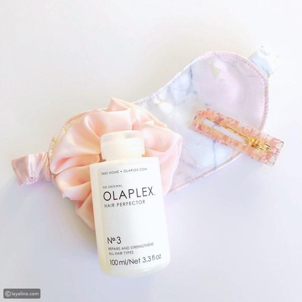 Olaplex no. 3: طريقة استخدامه وفوائده للشعر
