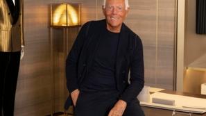 مصانع جورجيو أرماني: من إنتاج الملابس الفاخرة إلى مواجهة كورونا