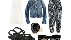 للمحجبات: 7 طرق لارتداء جاكيت الجينز مع قطع الأزياء الأخرى