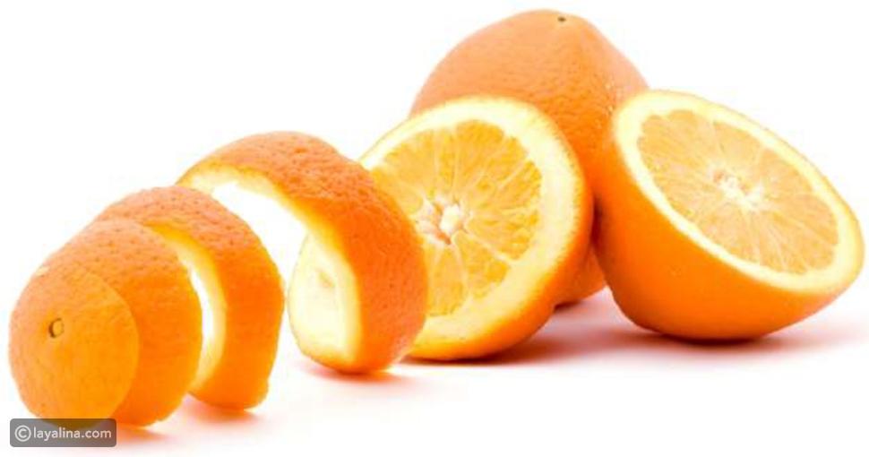 فوائد قشر البرتقال للحامل