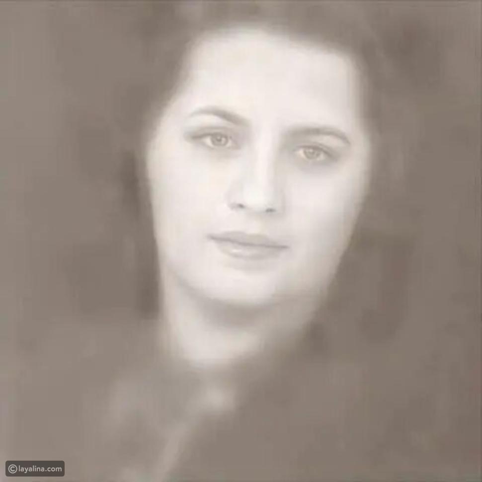 صورة نادرة للملكة مصباح بنت ناصر أول ملكة على الأردن