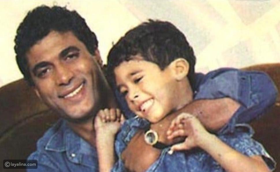 أسرة أحمد زكي تكشف الوريث الوحيد لابنه هيثم