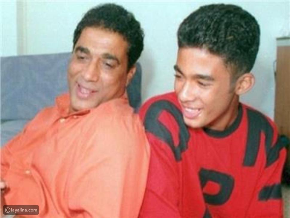 أسرة أحمد زكي تكشف حقيقة خلافها على ميراث ابنه هيثم