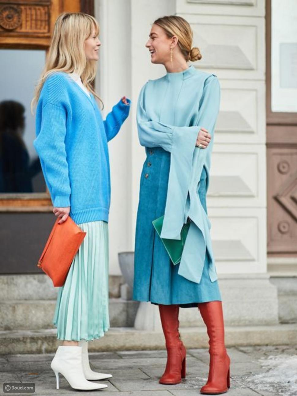 الأزرق التركواز Turquoise