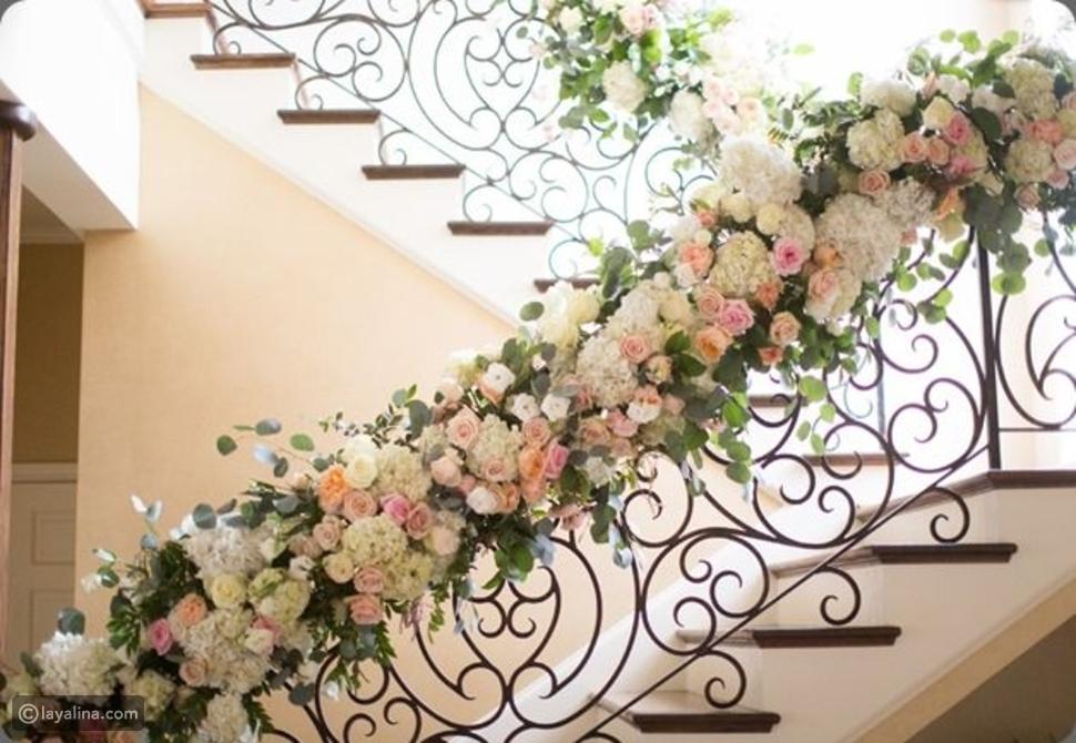 ديكورات زفاف