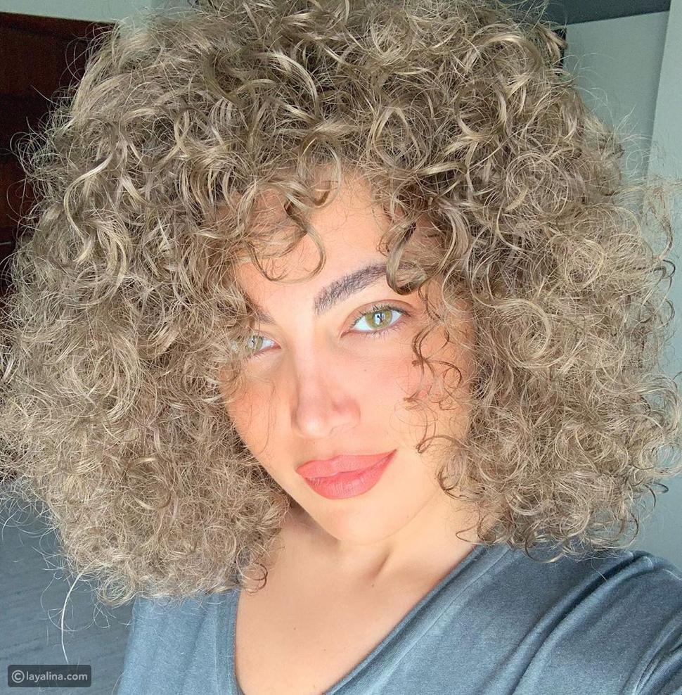 ريهام حجاج تفاجئ متابعيها بلوك جديد غيرها كثيراً