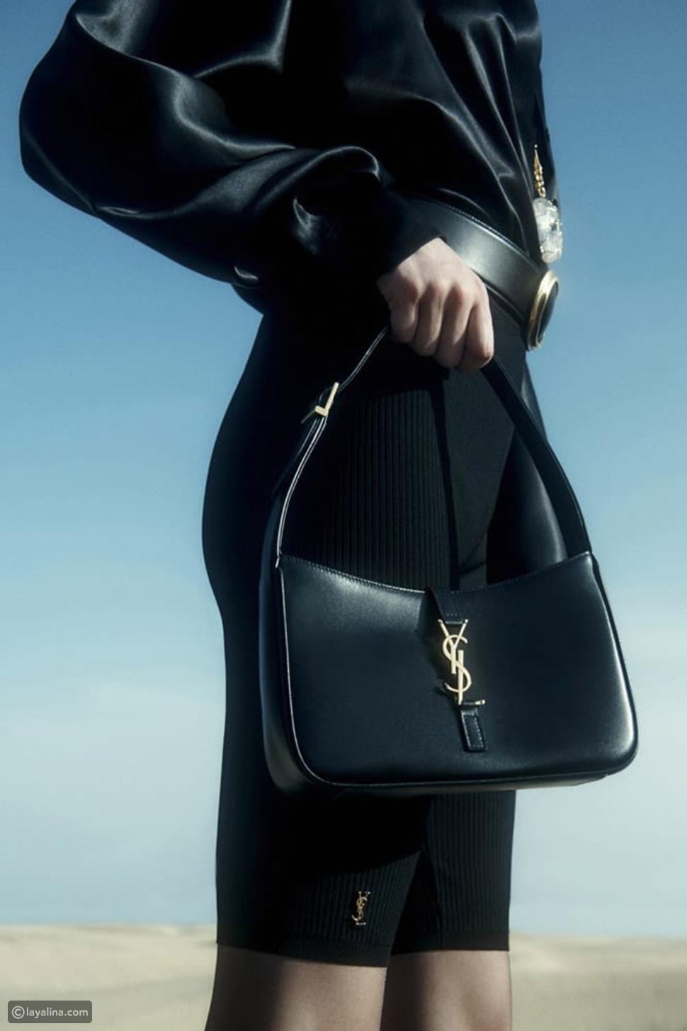 حقيبةHobo منSaint Laurent