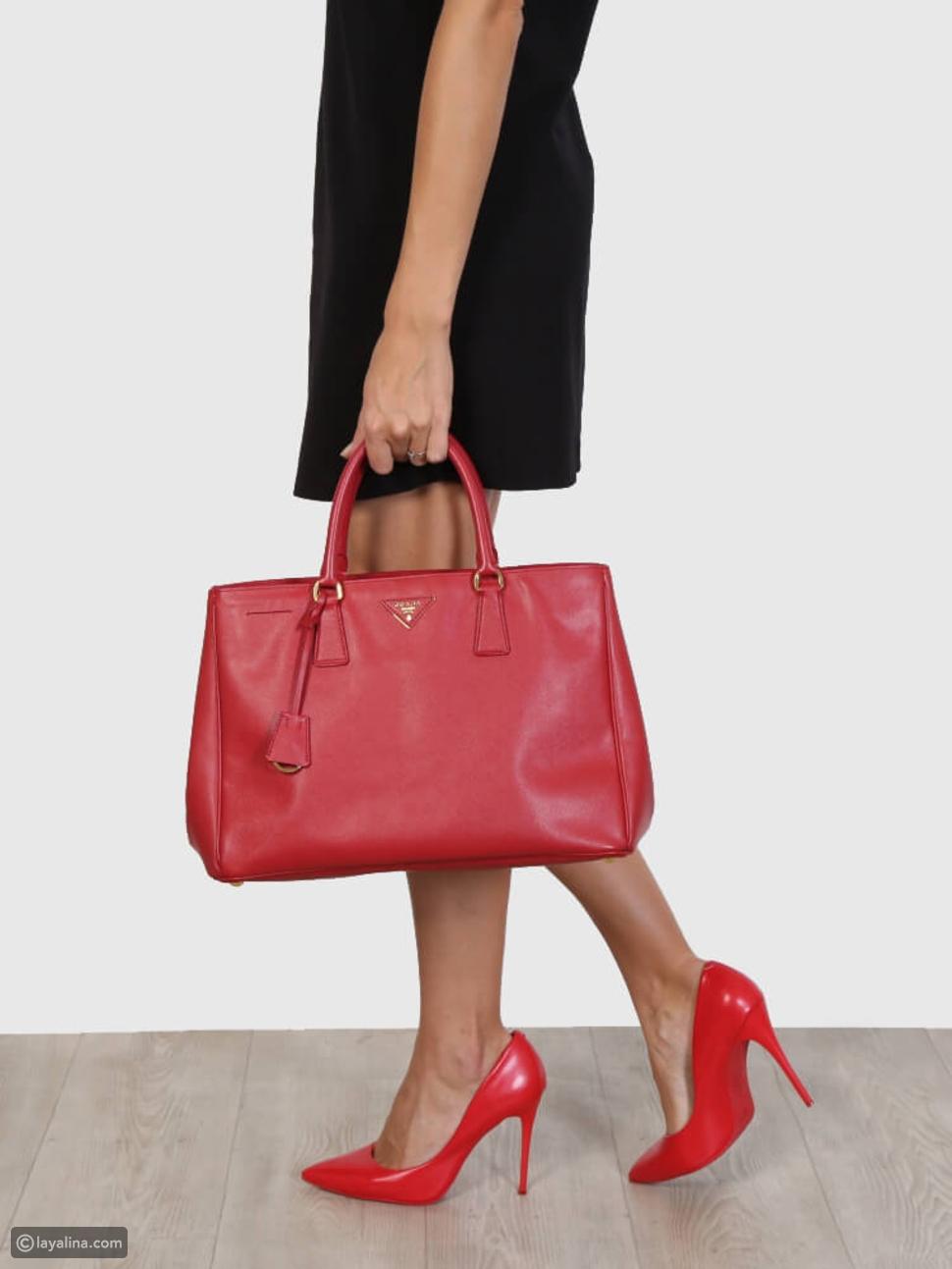 حقيبة Galleria من Prada