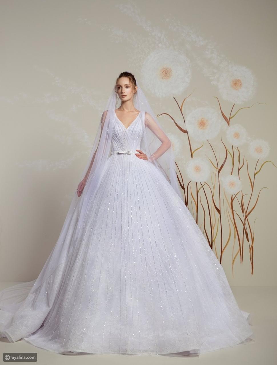 فستان الزفافA Line
