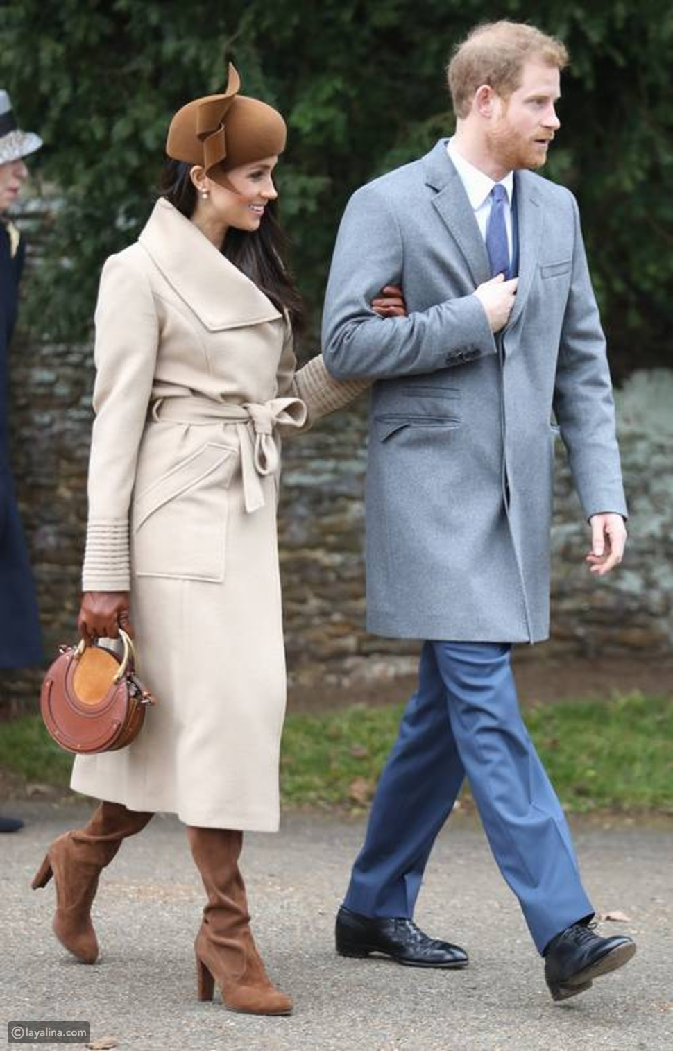 هذا الحذاء ترتديه ميغان ماركل في كل إطلالاتها الشتوية