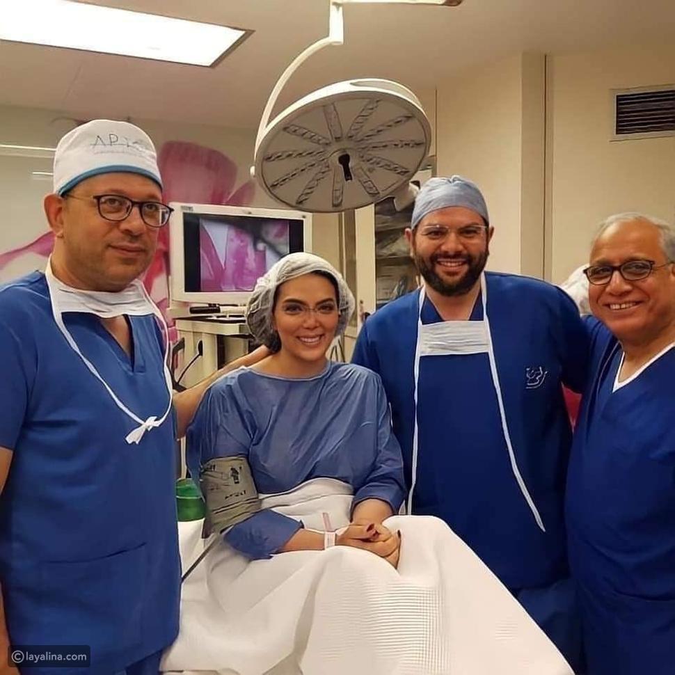 رغم نجاح الجراحة الأخيرة: حورية فرغلي تدخل غرفة العمليات مجددًا