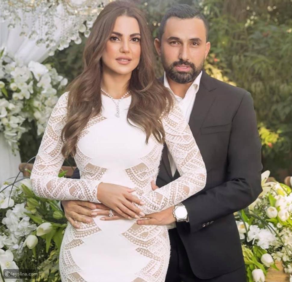 تعليق درة الأول بعد انتشار صور زفافها: ما جمعه الله لا يفرقه إنسان