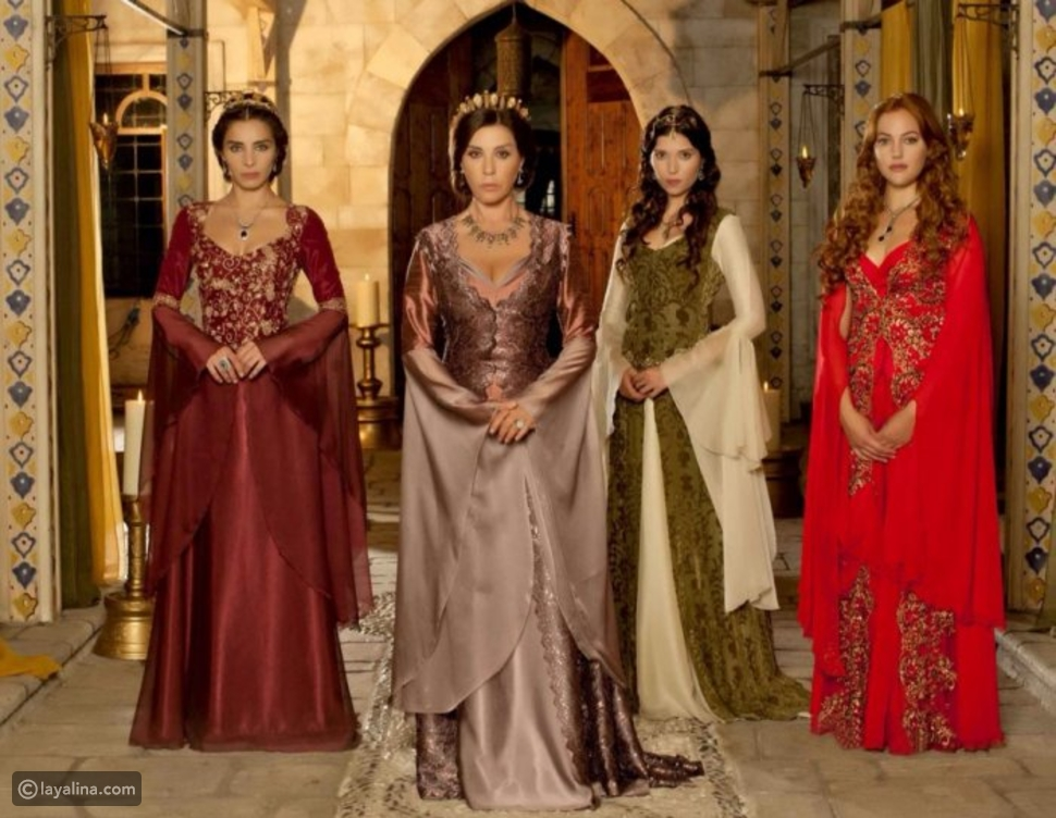 نساء حريم السلطان