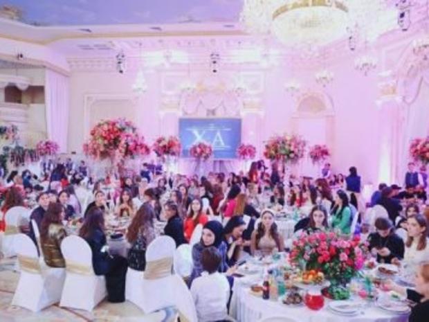 زفاف عروس شيشانية في أجواء أسطورية تشعل غيرة النساء