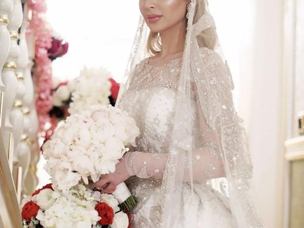 زفاف فخم لعروس شيشانية يثير ضجة عارمة