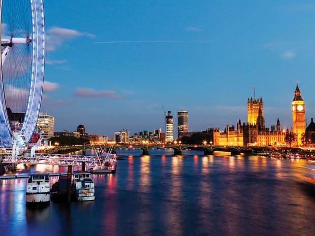 لندن مدينة الضباب أهم مدن العالم