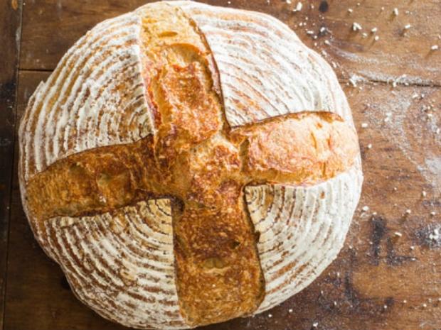 حفظ الخبز من التعفن والتلف