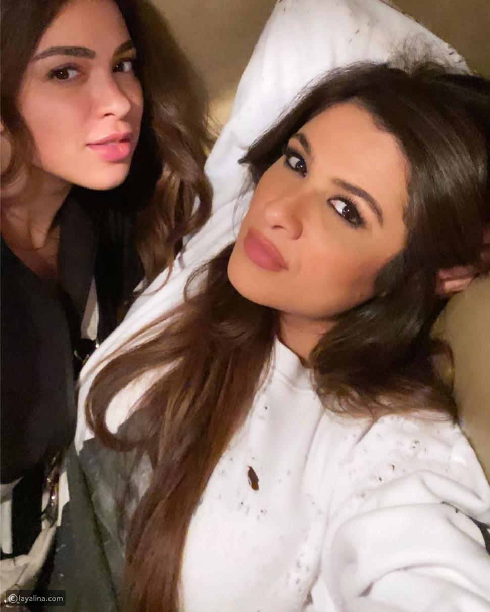 أول صورة لابنة ياسمين عبد العزيز الشابة.. هل تشبه والدتها؟