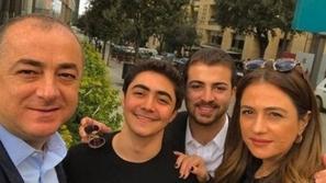 إصابة ابن جوليا بطرس بفيروس كورونا وهذه حالته الصحية الآن