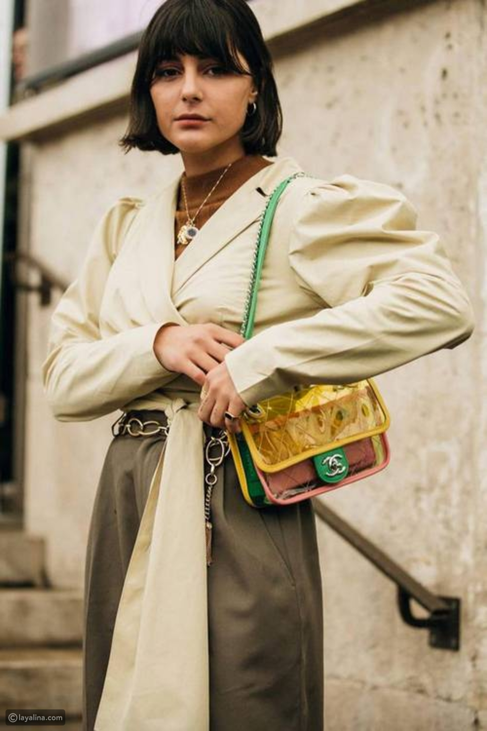 أبرز أزياء شانيل بأسلوب الشارع ستريت ستايل