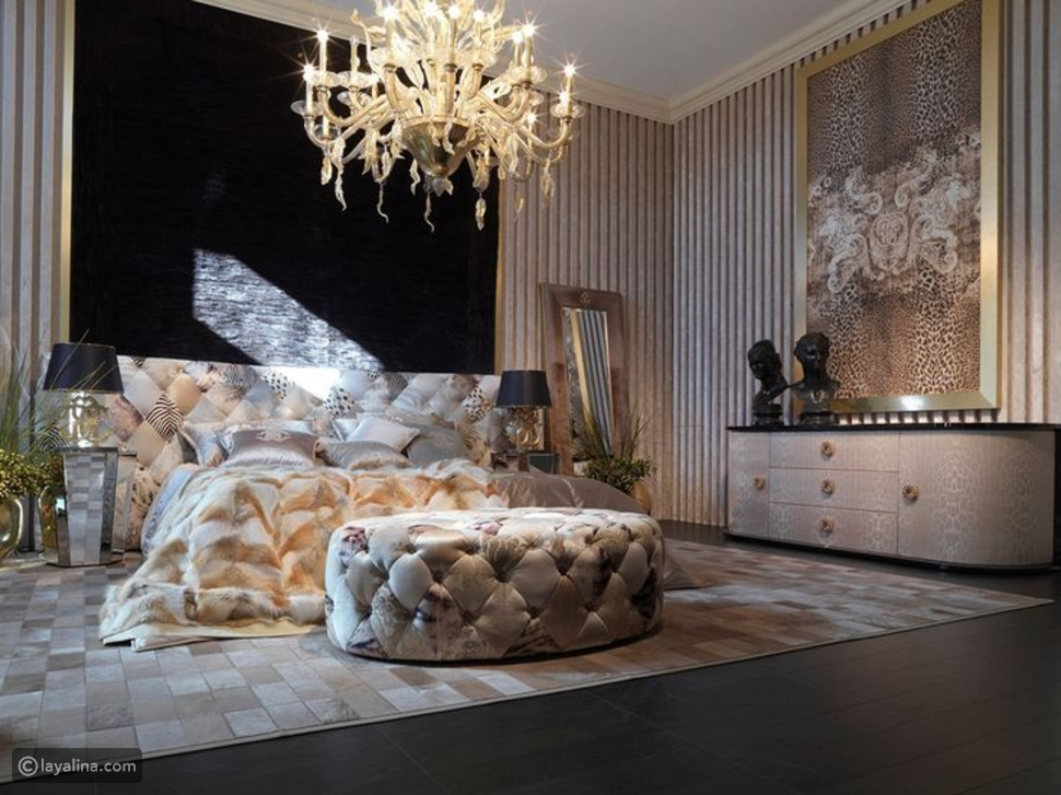 اختيار غرفة نوم العروس