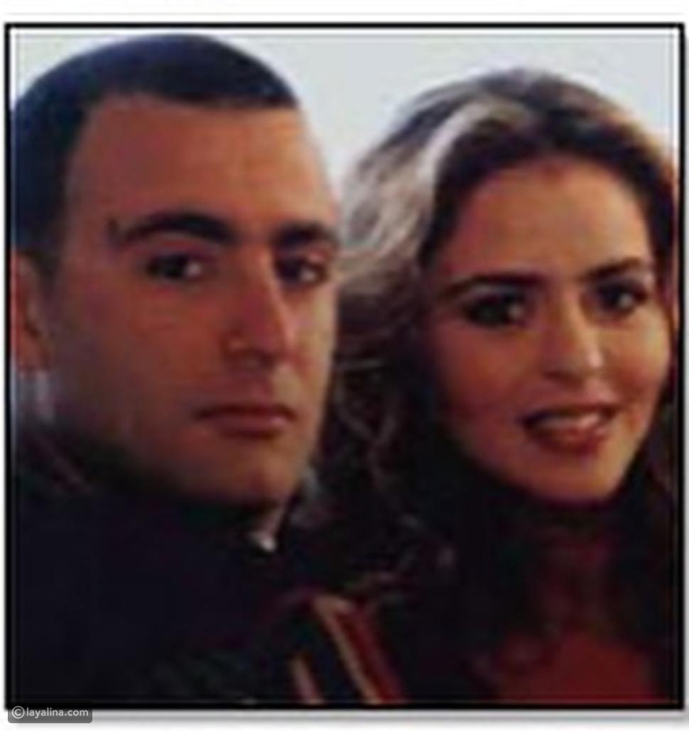 صورة قديمة لأحمد السقا وزوجته مها الصغير