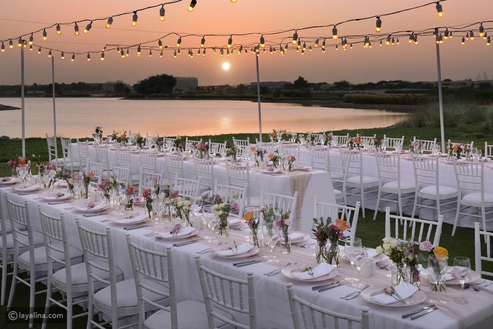 معرض الزفاف من مجموعة إعمار للضيافة