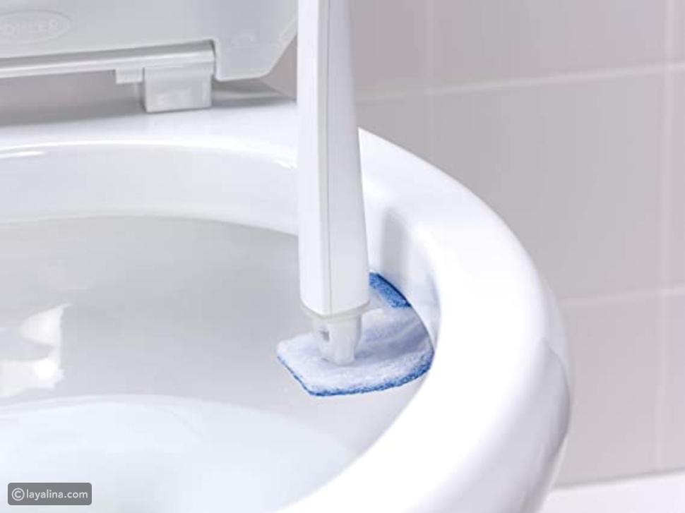 مجموعة تنظيف المرحاض