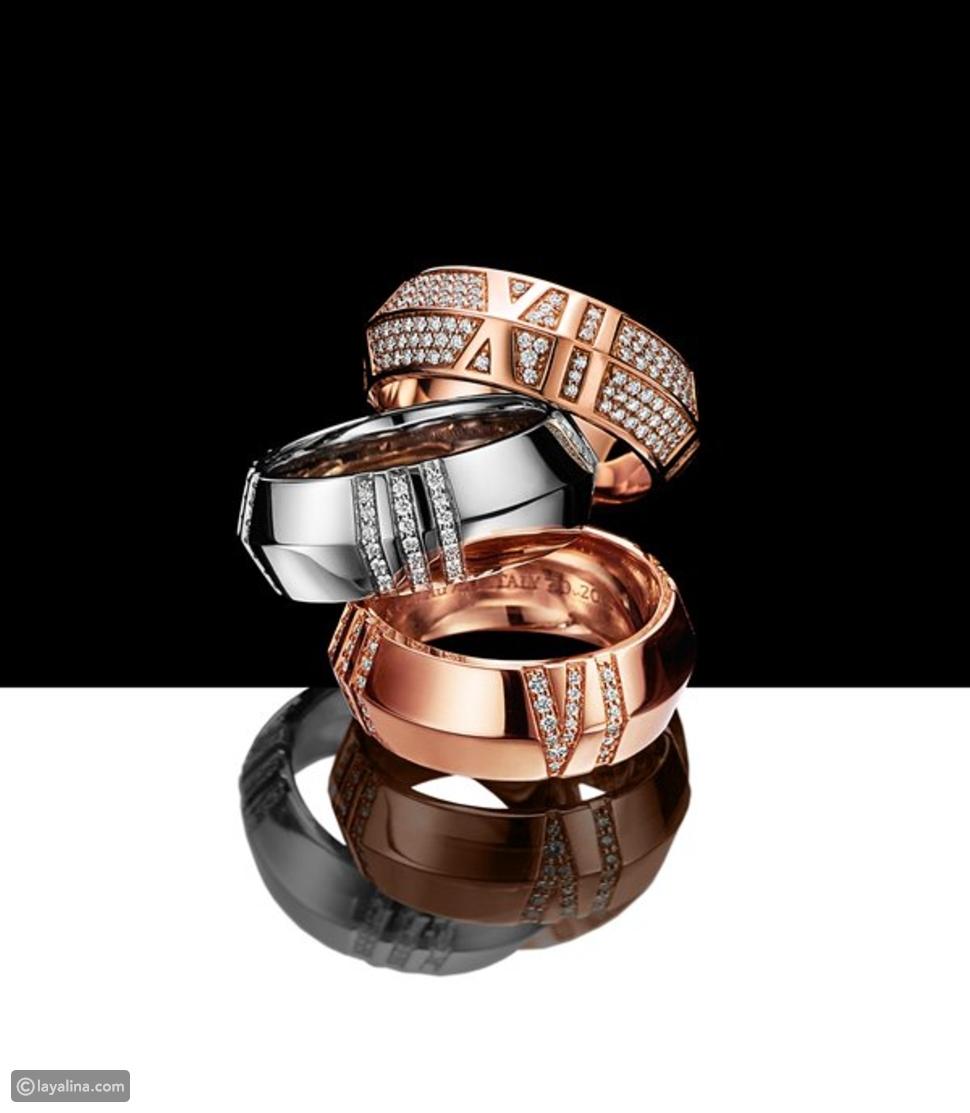 مجوهرات Tiffany & Co ATLAS X